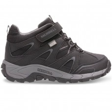 Light Tech Leather Quick Close Waterproof PRETO