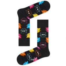Cat Sock PRETO