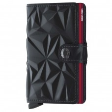 Miniwallet Prism Black-Red PRETO