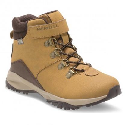 Alpine Waterproof Boot CAMEL