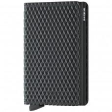 Slimwallet Cubic Black PRETO