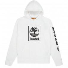 SLS Seasonal Logo hoodie White  BRANCO