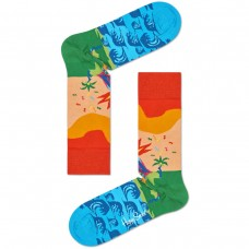 Tropical Island Sock AZUL
