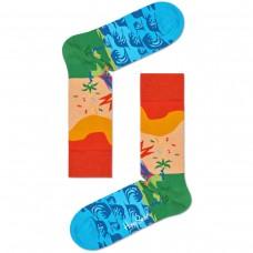 Tropical Island Sock AZUL