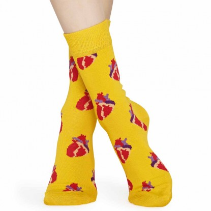True Love Sock AMARELO