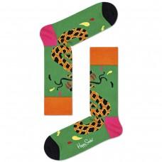 Tropical Snake Sock VERDE