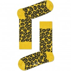 Twisted Smile Sock AMARELO