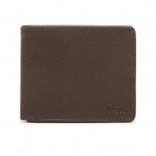 MN DROP V BIFOLD WAL Dark Brown CASTANHO