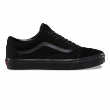 UA Old Skool (SUEDE)BLACK/BL PRETO