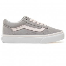 UY Old Skool (SUEDE) ALLOY/H CINZENTO