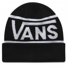 GORRO DROP V STRIPE CUF Black PRETO
