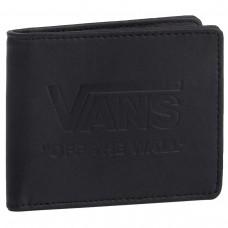 Mn Vans Logo Wallet Black Preto