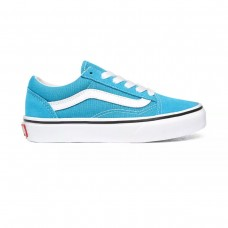 UY Old Skool CARIBBEAN SEA/TRUE WHITE AZUL
