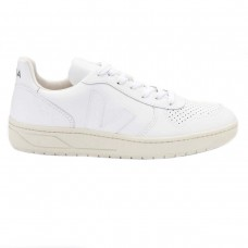 V-10 LEATHER EXTRA-WHITE BRANCO