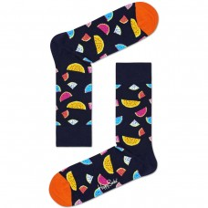 Watermelon Sock PRETO