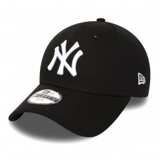 KIDS NEW YORK YANKEES BLACK/OPTIC WHITE PRETO