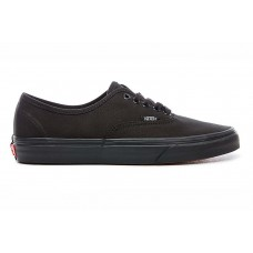 UA AUTHENTIC - Black/Black PRETO